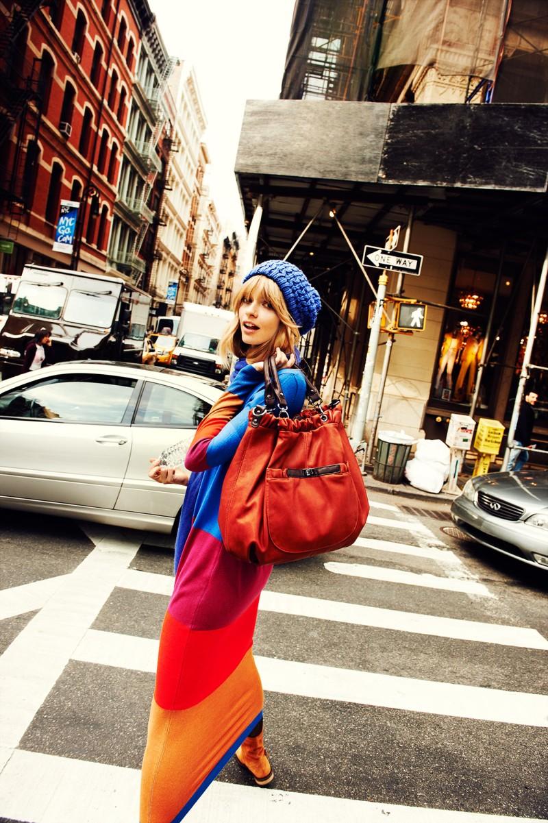 julia stegner15 Julia Stegner Lights Up Reserveds Fall 2012 Campaign