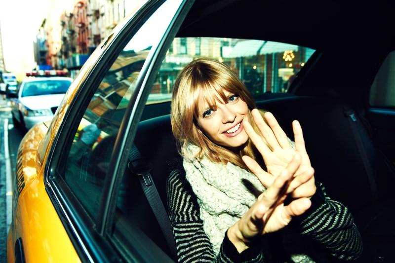 julia stegner6 Julia Stegner Lights Up Reserveds Fall 2012 Campaign