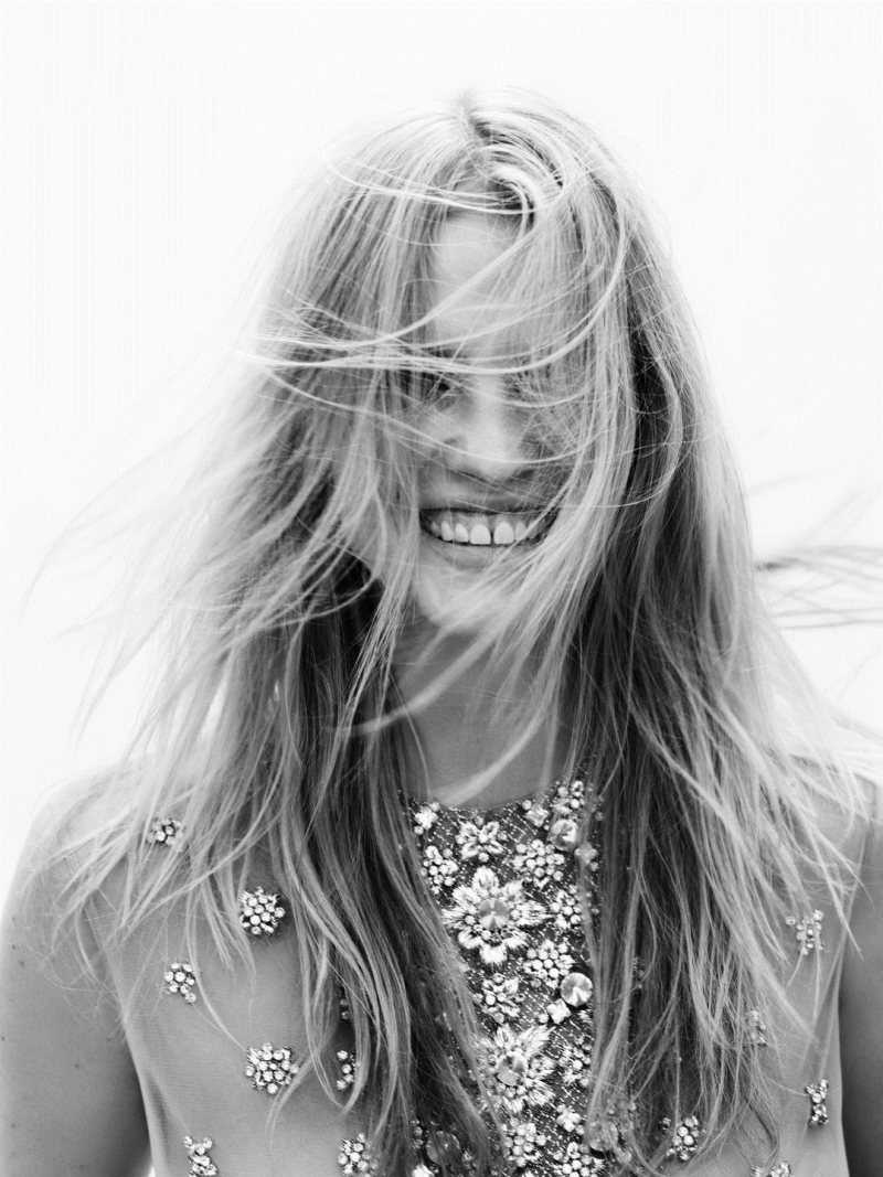 lara stone2 Lara Stone by Josh Olins for Vogue Netherlands May 2012