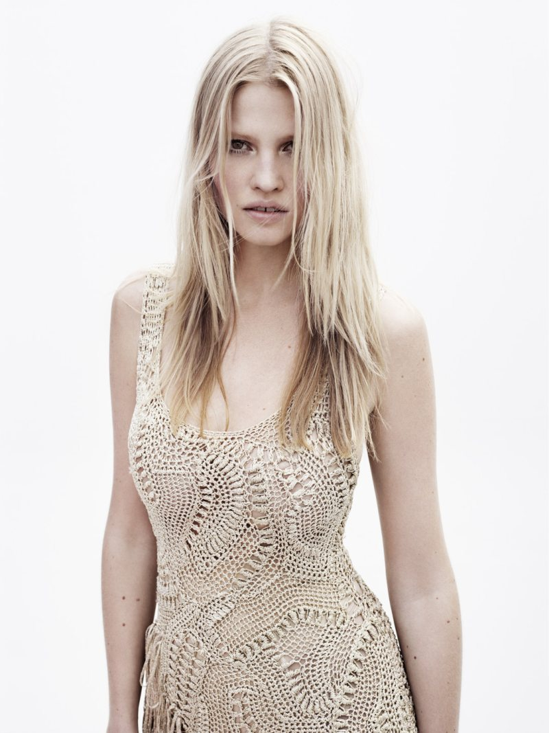 lara stone4 Lara Stone by Josh Olins for Vogue Netherlands May 2012