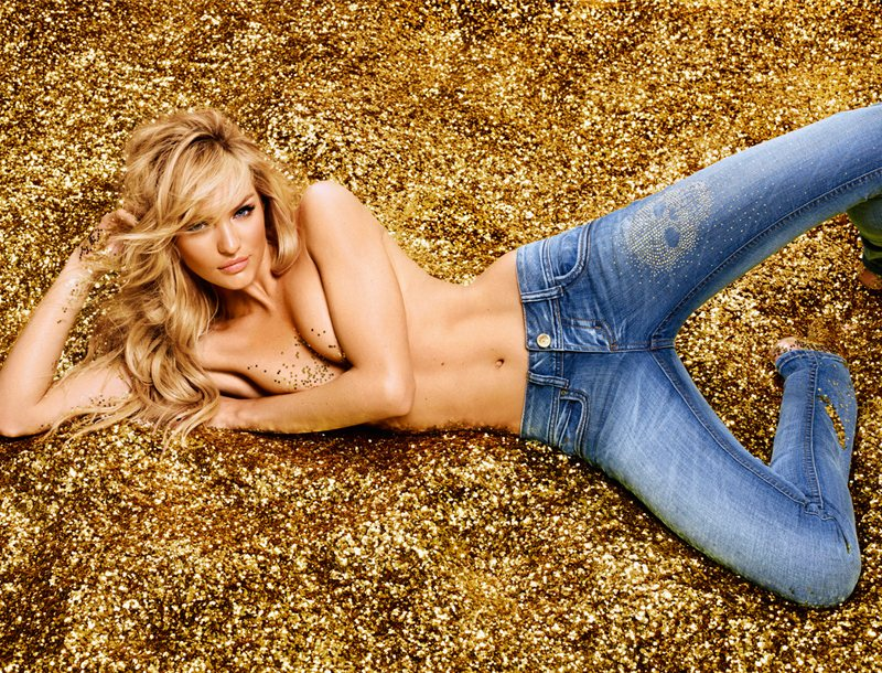 candice swanepoel4 Candice Swanepoel is Golden Sexy for Colccis Luxury Campaign by Fabio Bartelt