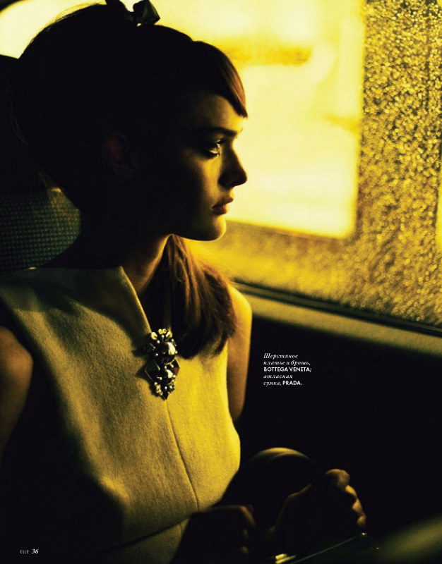 ElleUkraine02 Nikolay Biryukov Photographs a Love Story for Elle Ukraine September 2012