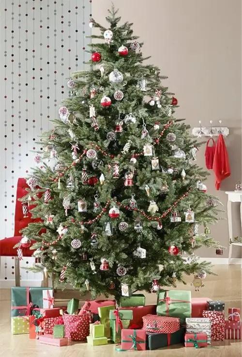 Maisons du Monde_propuesta árboles navidad