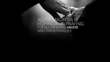 misteri kehilangan pesawat mas mh370, pray for mh370