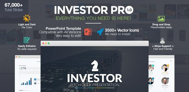 Corporate Overview Powerpoint Template - 6