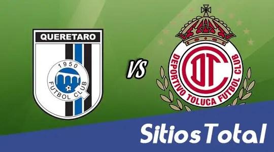 Querétaro vs Toluca en Vivo