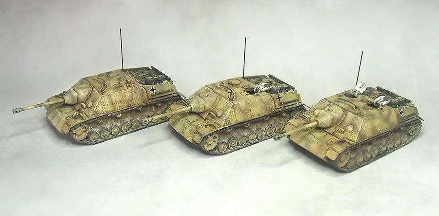 Milicast Jagdpanzers