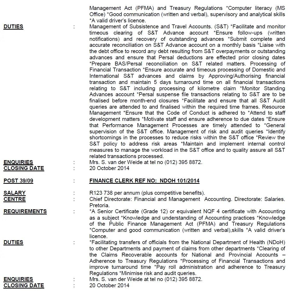 WWW DPSA GOV ZA Z83 FORM - Careers - The National School of