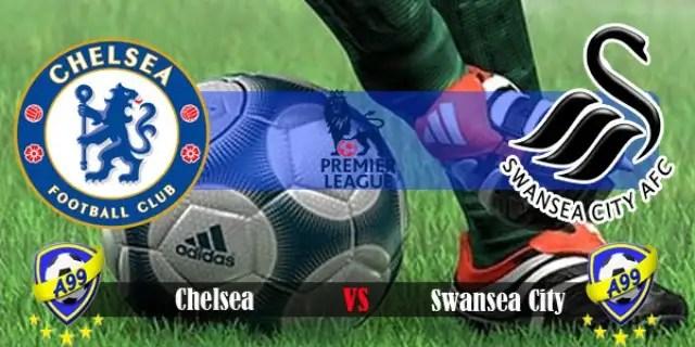 poster chelsea vs swansea 2014, swansea vs chelsea 2-14, swansea vs chelsea 13.04.2014,