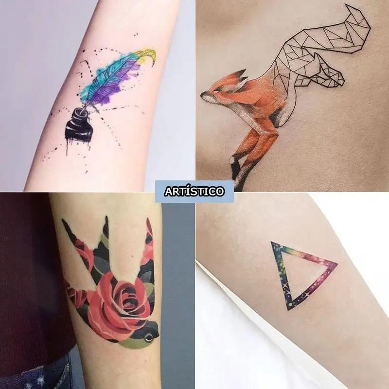 Tatuagem Petit Andy