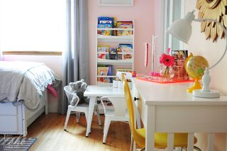 Girls small bedroom ideas