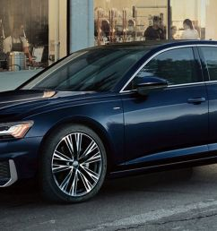 now that we ve tallied the results the clear winner of this midsize luxury sedan comparison is the all new 2019 audi a6 both the bmw 5 series and  [ 1597 x 600 Pixel ]