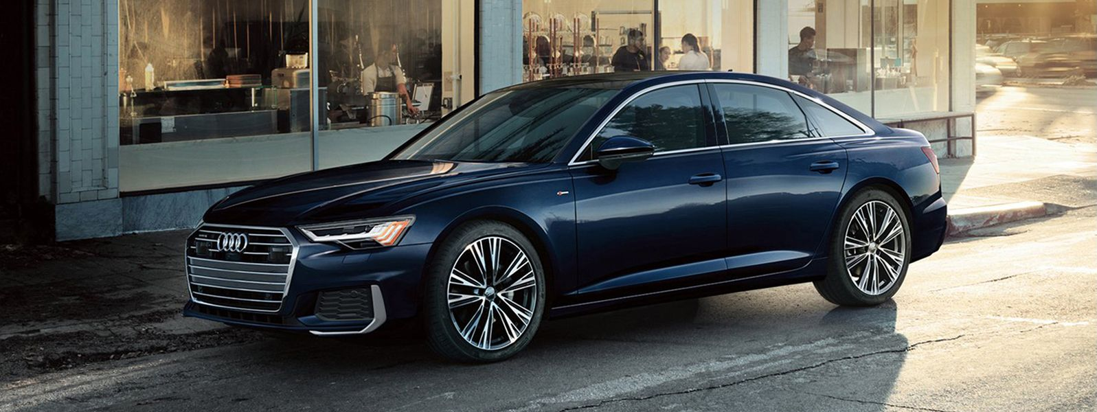 hight resolution of now that we ve tallied the results the clear winner of this midsize luxury sedan comparison is the all new 2019 audi a6 both the bmw 5 series and