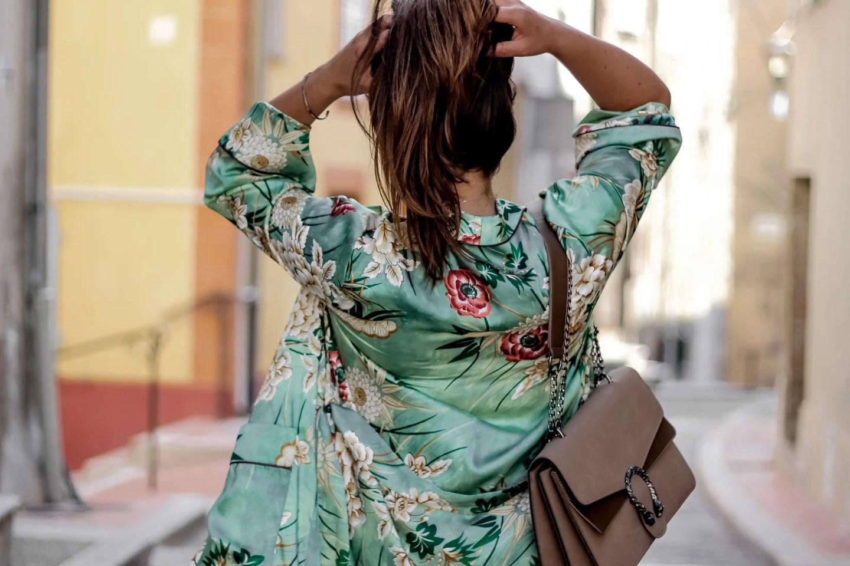 kimono, zara, inspi gucci, like a gucci, blog mode, the green ananas, blogueuse mode, kimono zara, pinterest