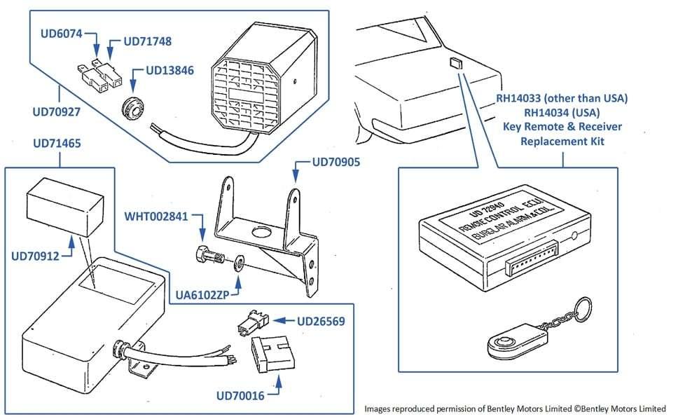 Airbag Impact Sensor Wiring Harness Front Crash Sensor