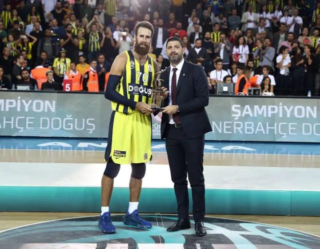 Gigi Datome Fenerbahçe