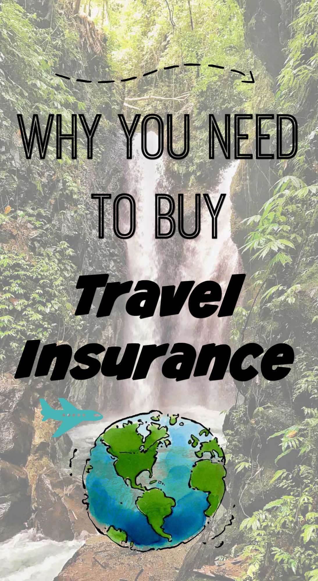 Why You Need To Buy Travel Insurance  Helen Chik