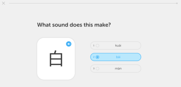Duolingo isn't very good