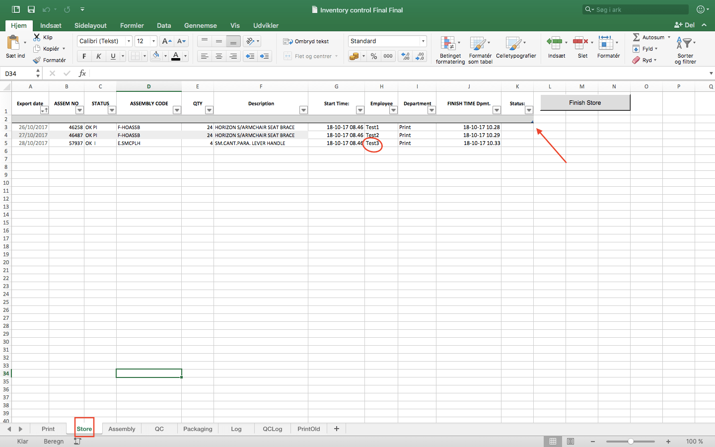 Excel Copying Rows To Table In Another Sheet Using Vba