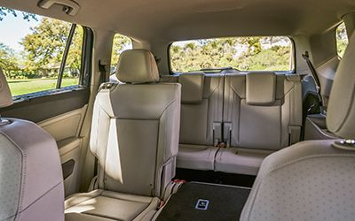 captain chairs suv egg chair hanging 10 best 7 passenger suvs 2019 comparison guide by germain cars