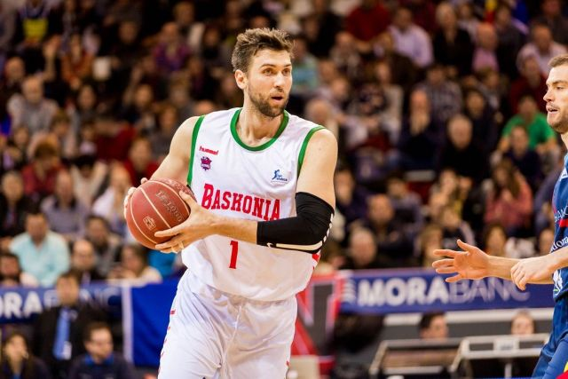 Andrea Bargnani Baskonia