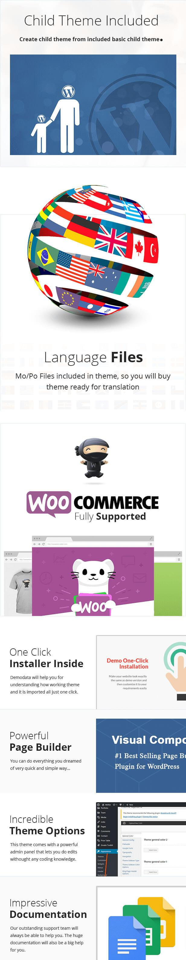 Nonprofit WordPress Theme - Ahope - 1