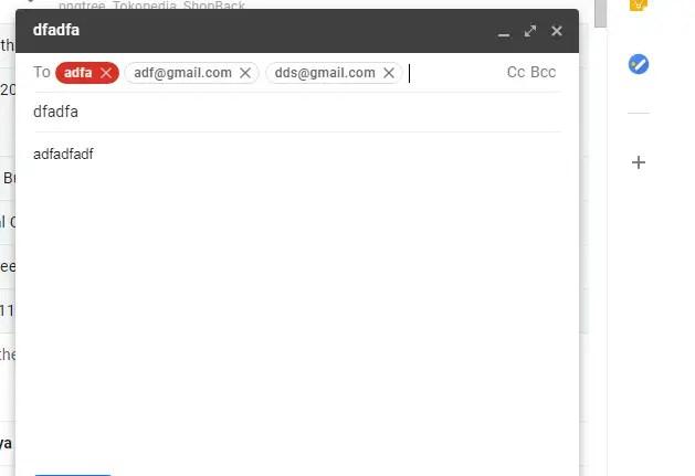 Cara menggunakan gmail