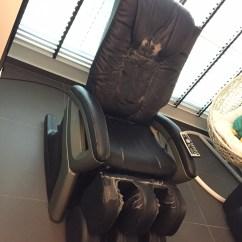 Ogawa Massage Chair Diy Bean Bag No Sew Wts Used Hardwarezone Sg