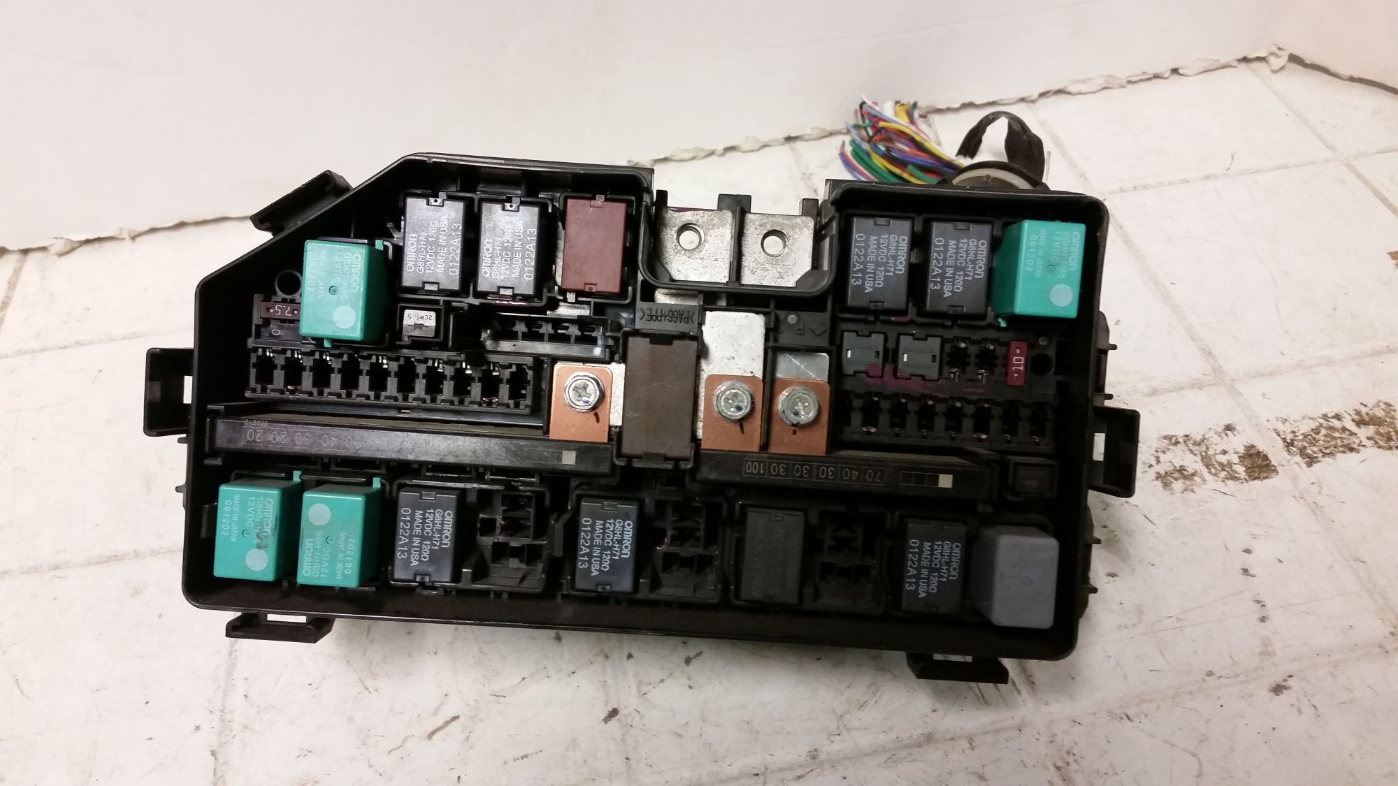 hight resolution of details about 12 13 14 15 honda civic lx sedan automatic engine fuse box oem tr0 a012 a0