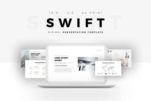 Verzus Minimal PowerPoint Template - 15