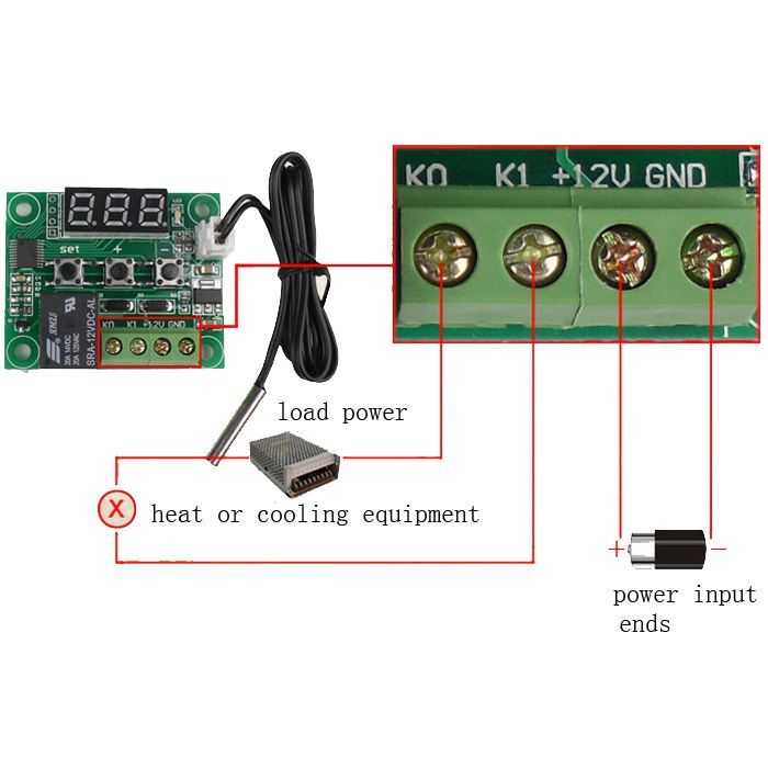 digital temperature controller circuit diagram 2007 international 4300 wiring 12v end 3 11 2020 15 am related items