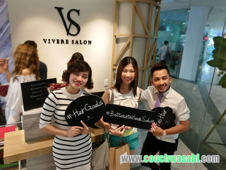 87b8f89dd13 Vivere Salon Opens in Glorietta 2 – Couchwasabi   Asian Beauty ...