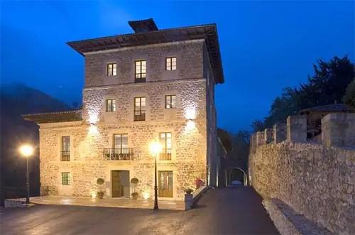 Hotel Palacio de Rubianes