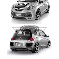 Jual All New Camry Agya Trd 2017 Customixed  bodykit Terlengkap! (fiber & Plastik),grill ...
