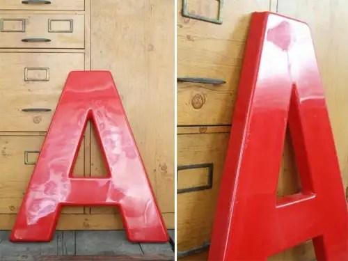 Ampersand Vintage Modern