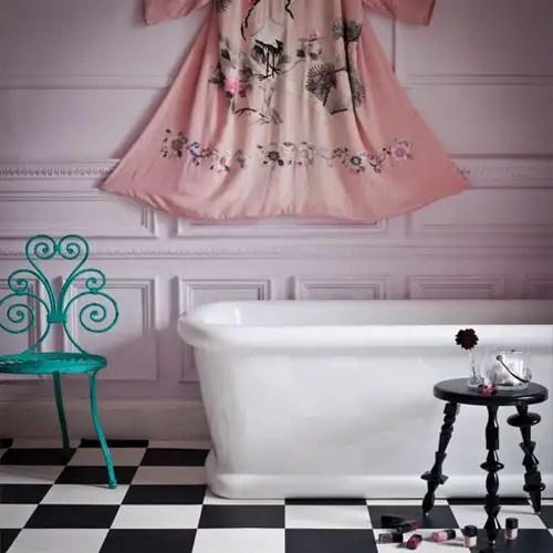 Baños. Imágenes: House to Home