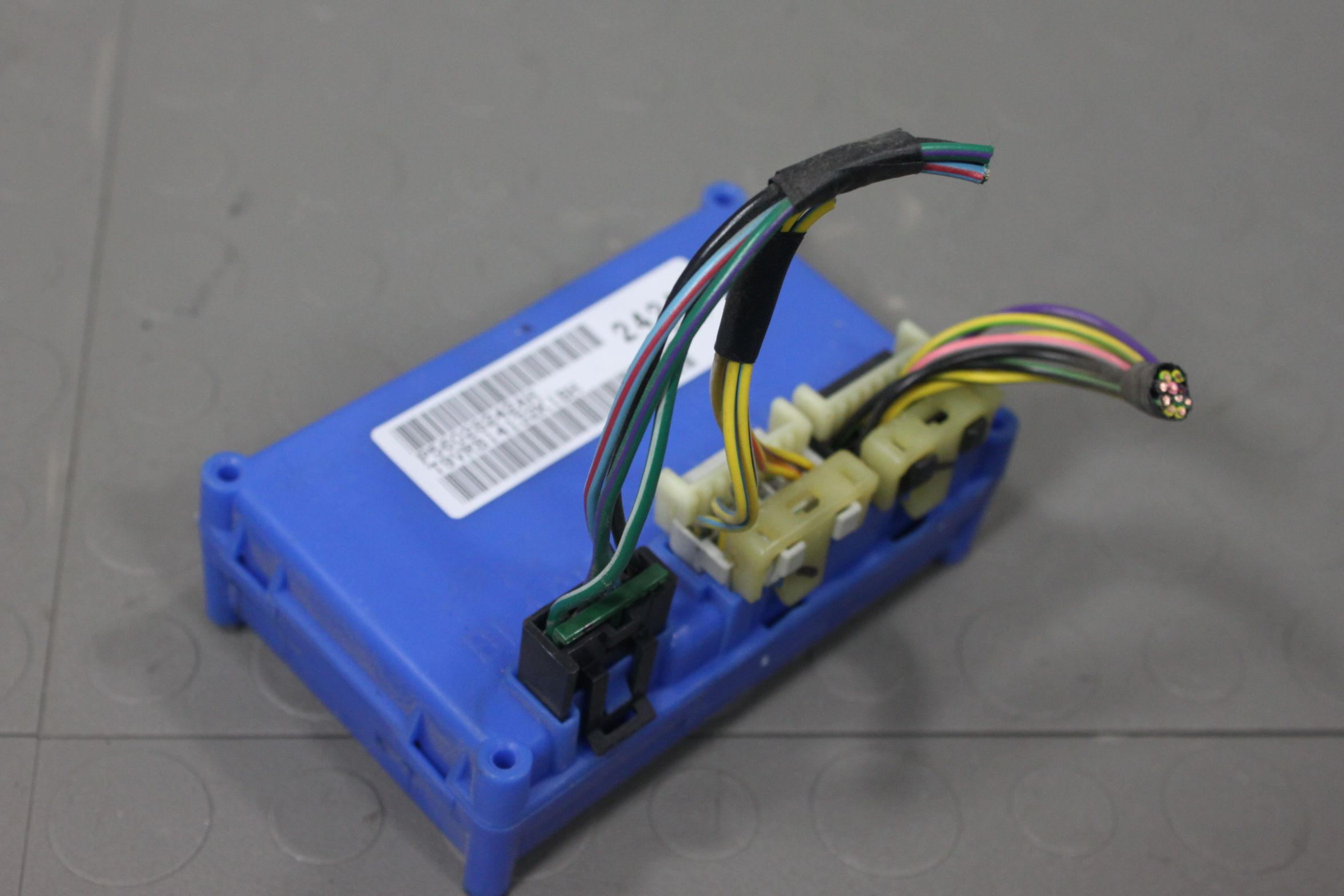 Radio Wiring 2001 Dodge Dakota Central Timing Module 2006 Dodge