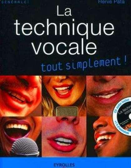 La technique vocale tout simplement!