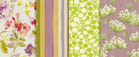 HGTV fabrics collection