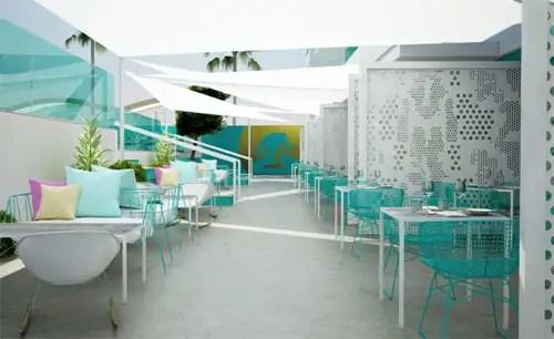 Hotel Santos Ibiza, Ibiza (España)