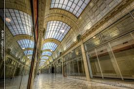 Formerly known as the Euclid Arcade, built in