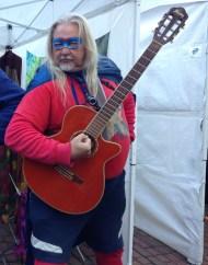 Captain Guitar Man