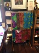 The rack of my silk
