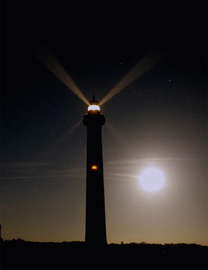 phare de nuit