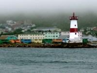 phare de St pierre et Miquelon