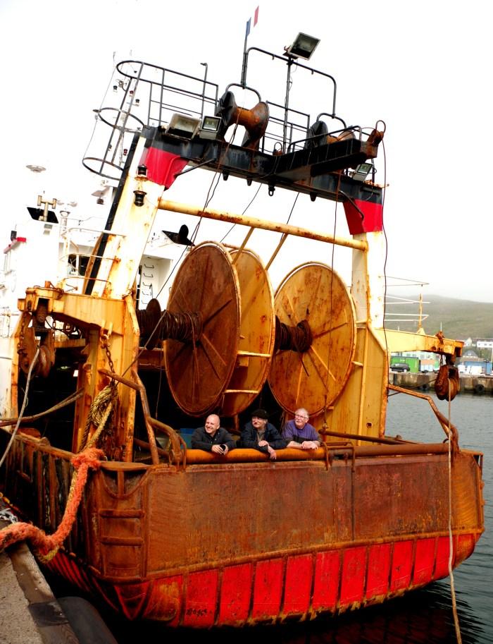 marins de st pierre et Miquelon