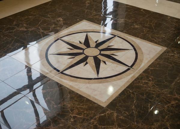 Floor Medallions - In Tile Usa