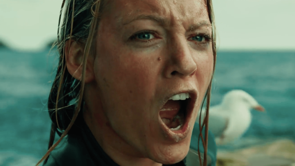 The Shallows is an intense survival movie starring Blake Lively who is trapped on a rock by a killer shark