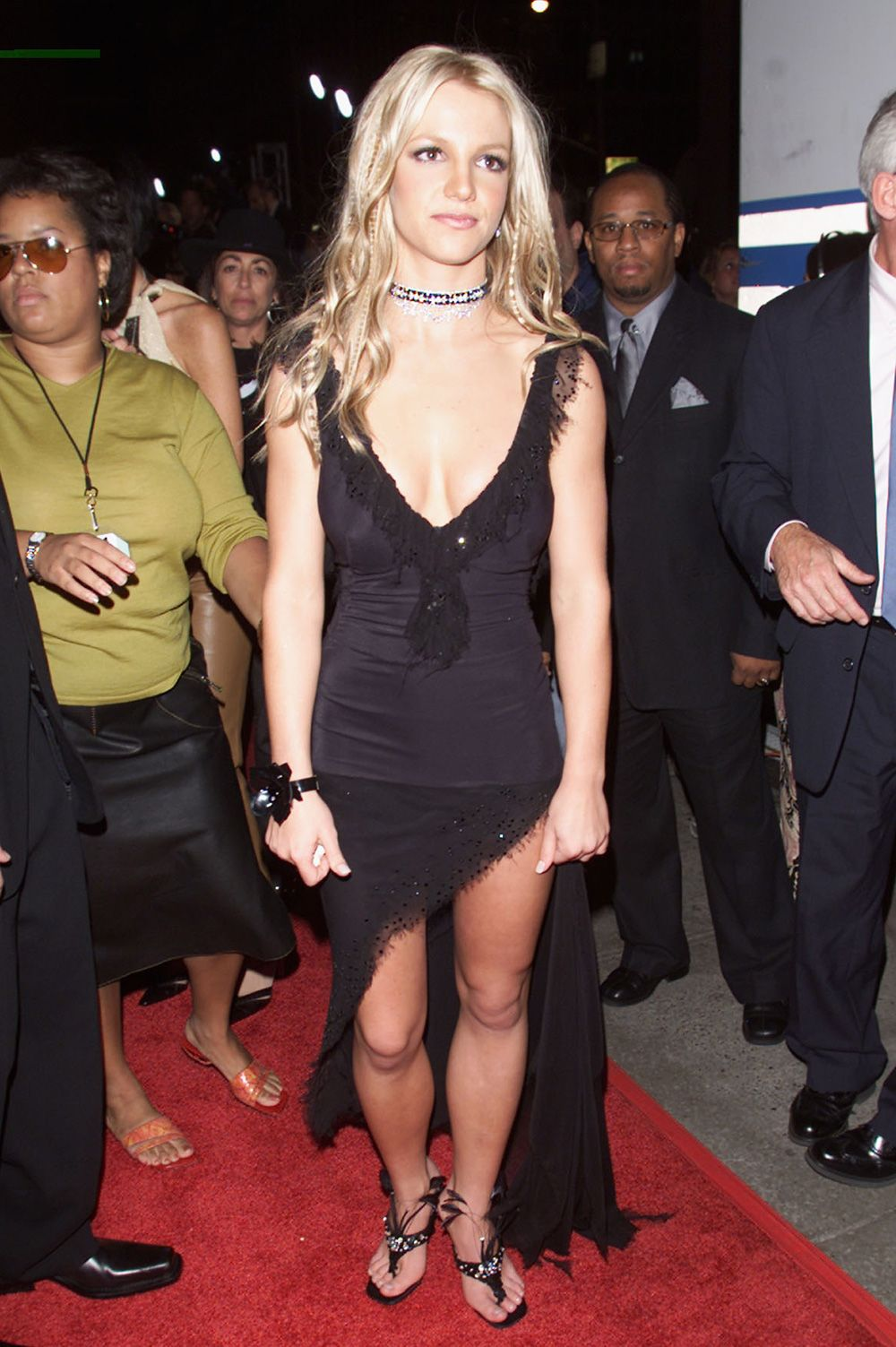 Vma Red Carpet Looked In 2000 - Mtv