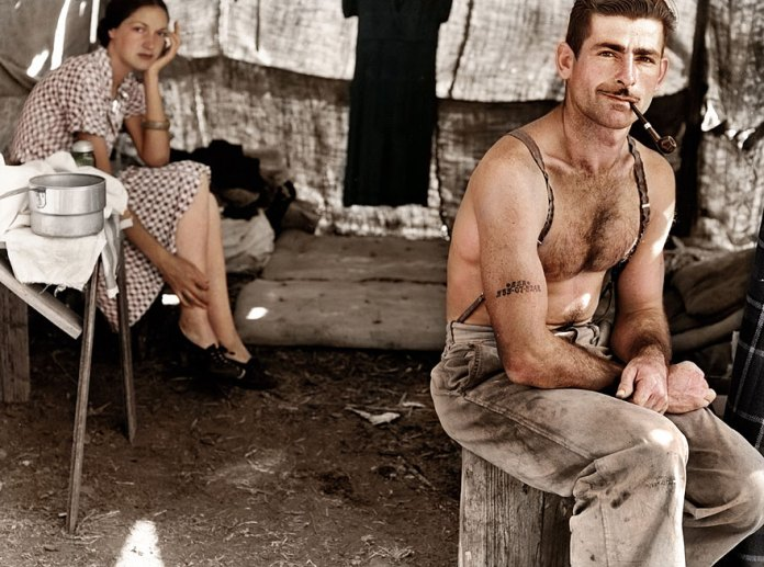 zuzahin, col. de Unemployed Lumber Worker, v. 1939